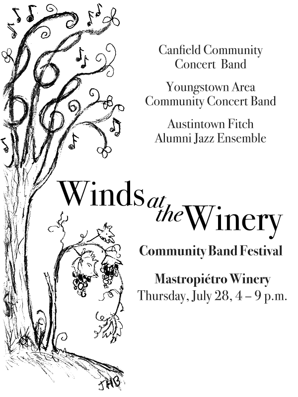Winds at the Winery - Community Band Festival